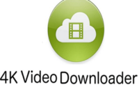 4K Video Downloader 4.13.2.3860 Crack + License Key Text [Latest]