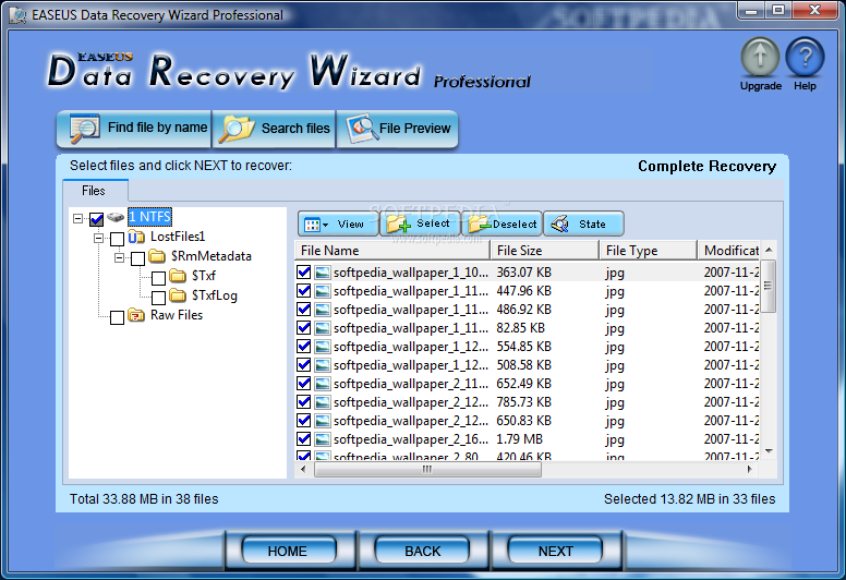 EaseUS Data Recovery Wizard 13.3.0 Crack+License code Full Download 2020