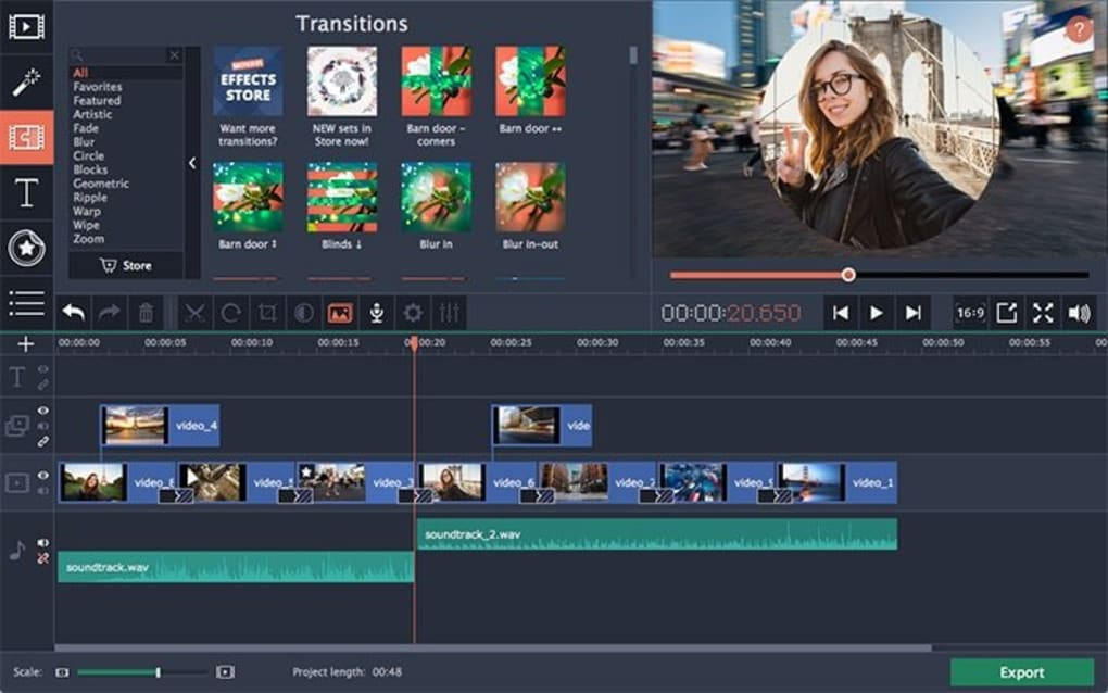 Movavi Video Editor 2021 Crack Plus Activation Key Full Free Download
