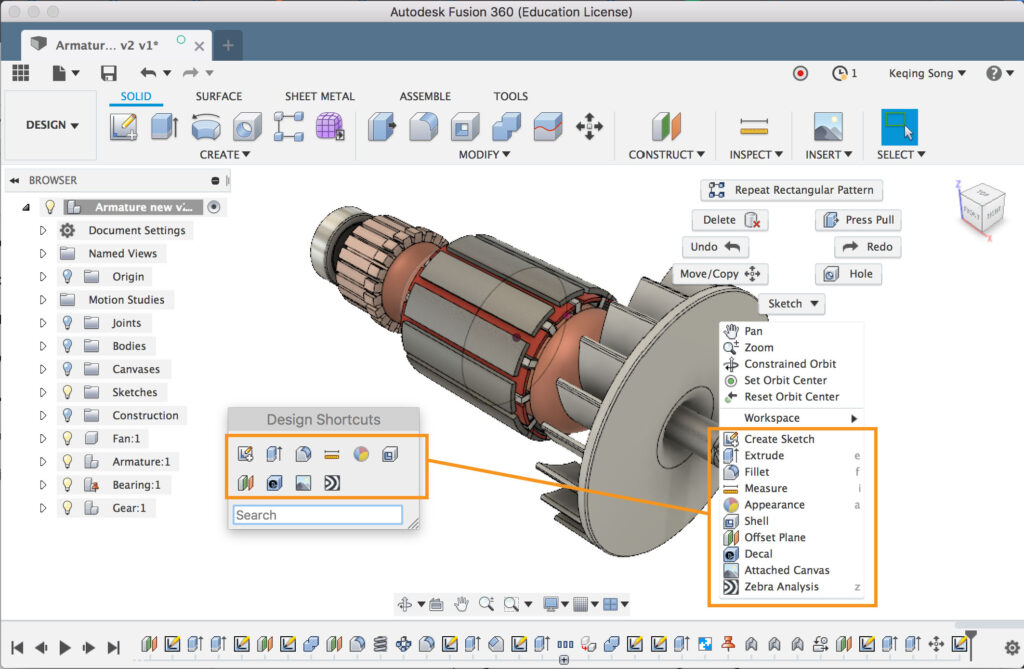 Fusion 360 Crack 2.0.9719 With License Key Latest Version (2021)