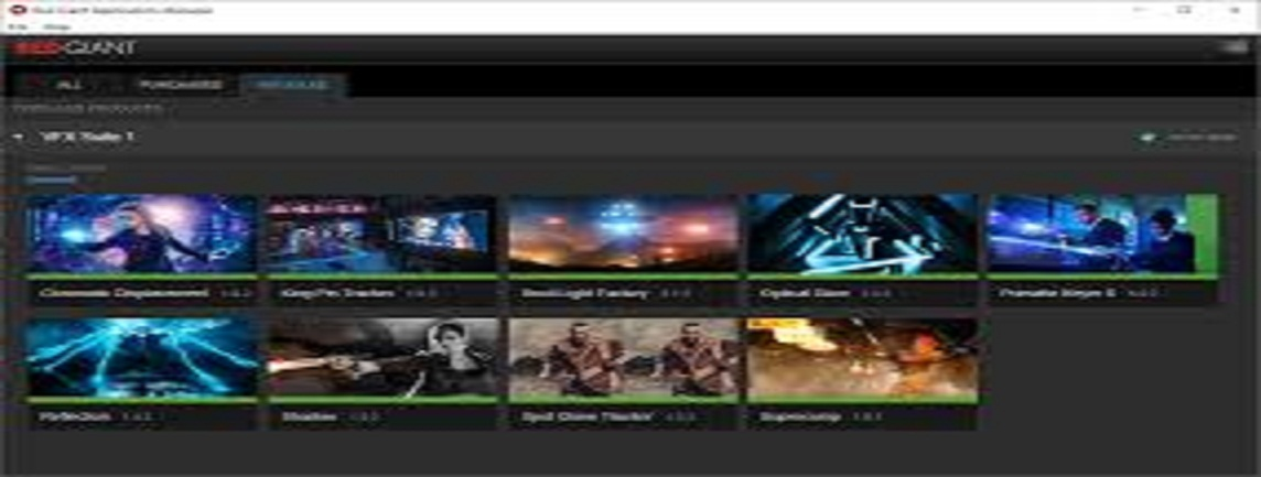 Red Giant VFX Suite 1.5.2 Crack With Activation Key (2021)